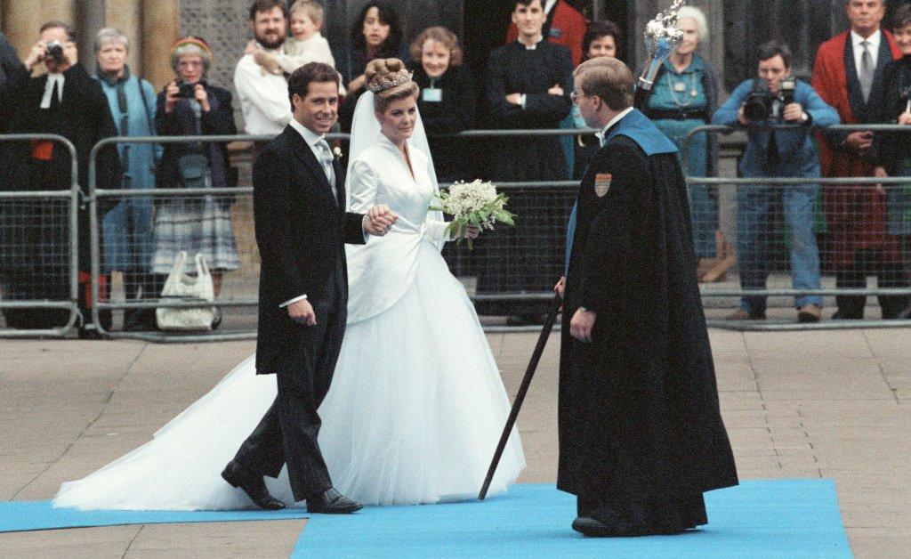 Nephew of Queen Elizabeth II Plans to Divorce His Wife of 26 Years