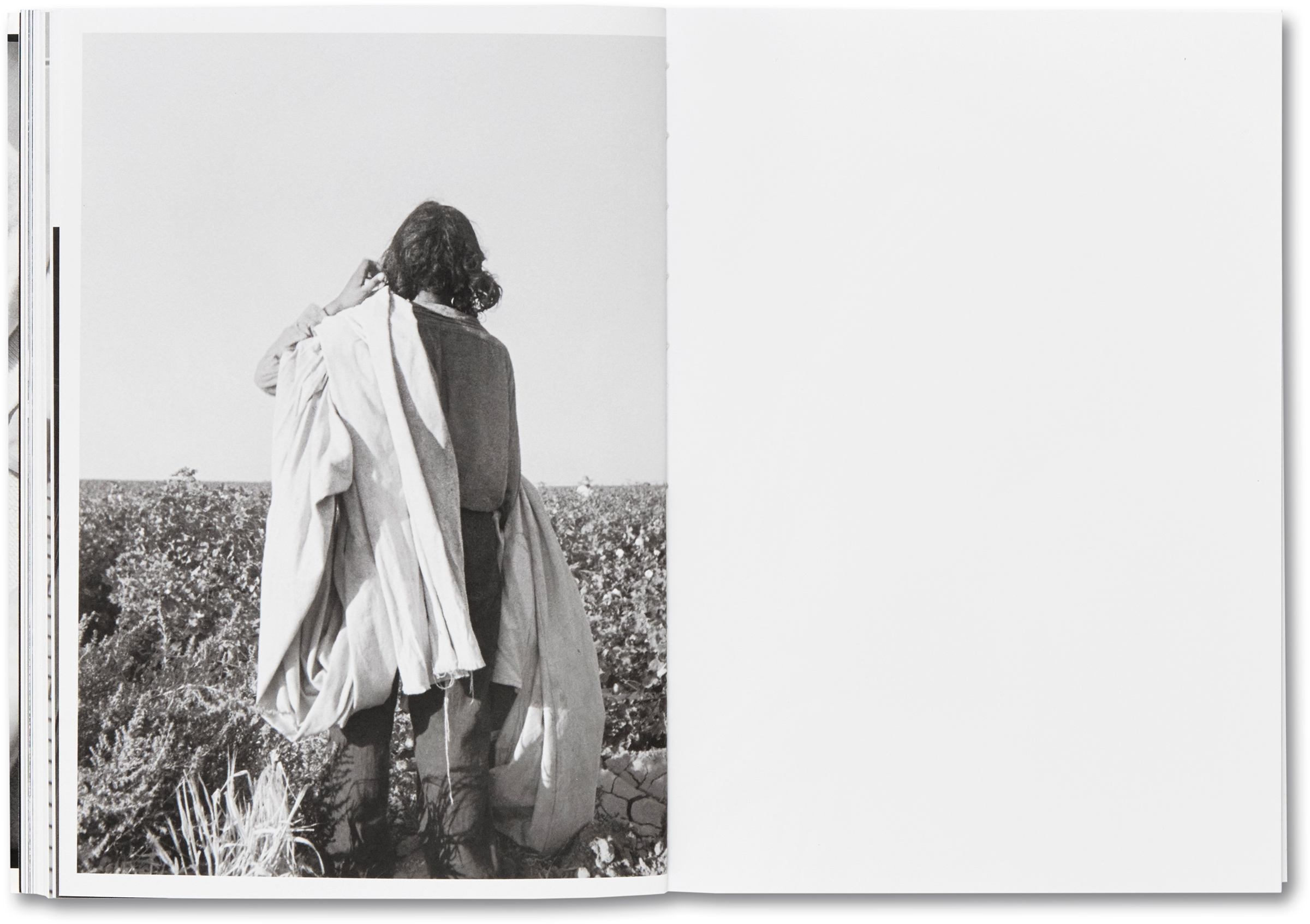 Untitled, from the book 'Day Sleeper, Dorothea Lange-Sam Contis'.