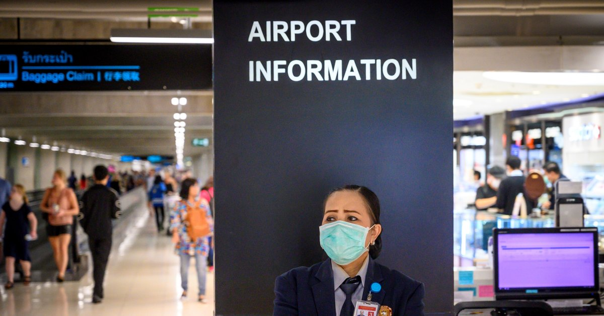 Asia's Tourism-Dependent Economies Hit Hard by Coronavirus
