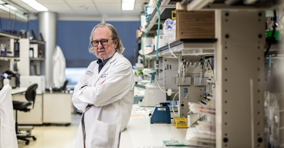 After Cancer Took His Mother, James Allison Taught Our Immune Systems How to Fight It