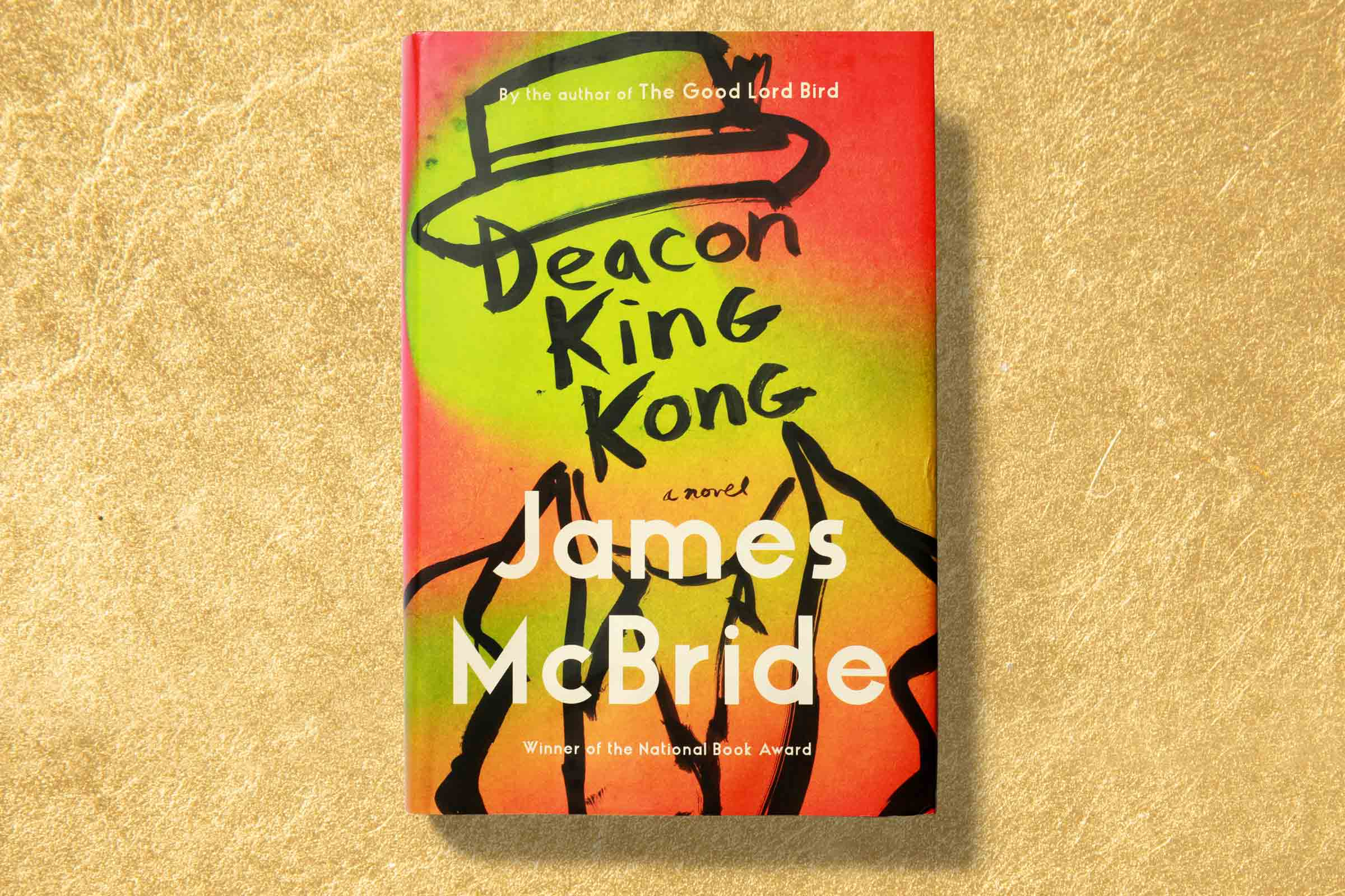 McBride's novel is a rich and vivid multicultural history