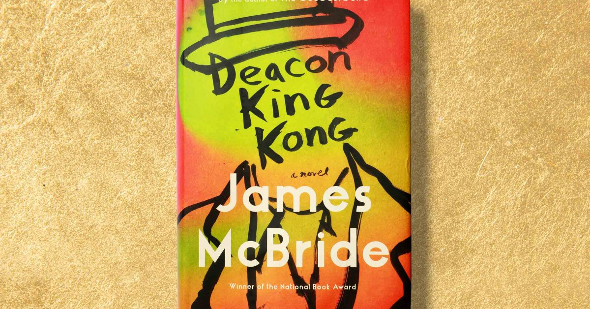 James McBride's 'Deacon King Kong' Is a Rich Novel About the Places That Make Us Who We Are