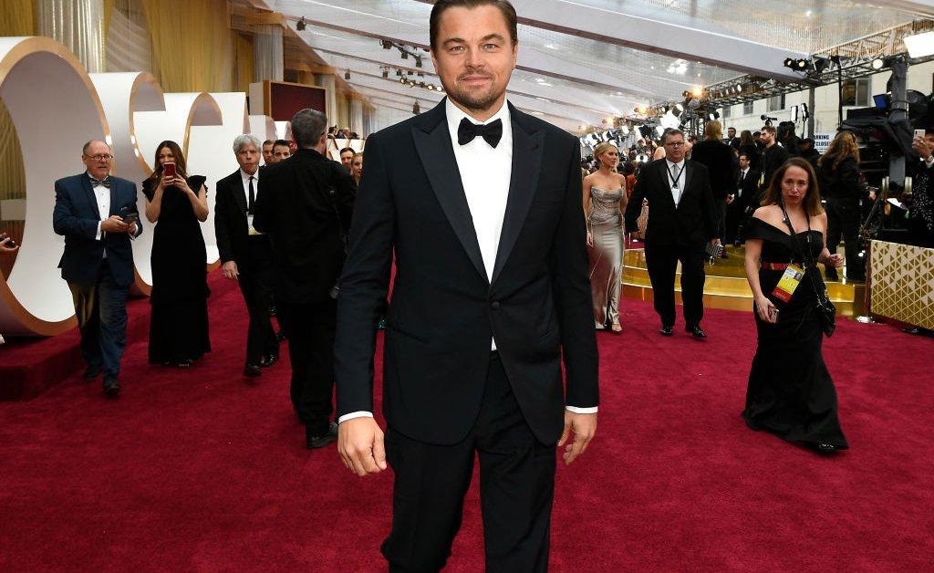 Leonardo DiCaprio Made the Most Leonardo DiCaprio Moves Possible at the 2020 Oscars