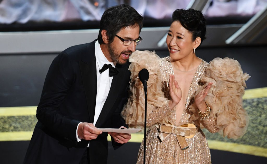 Ray Romano Attracted Plenty of Attention at the 2020 Oscars
