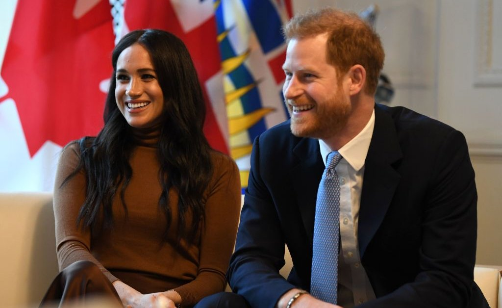 Prince Harry and Meghan Are Dropping the 'SussexRoyal' Brand Name