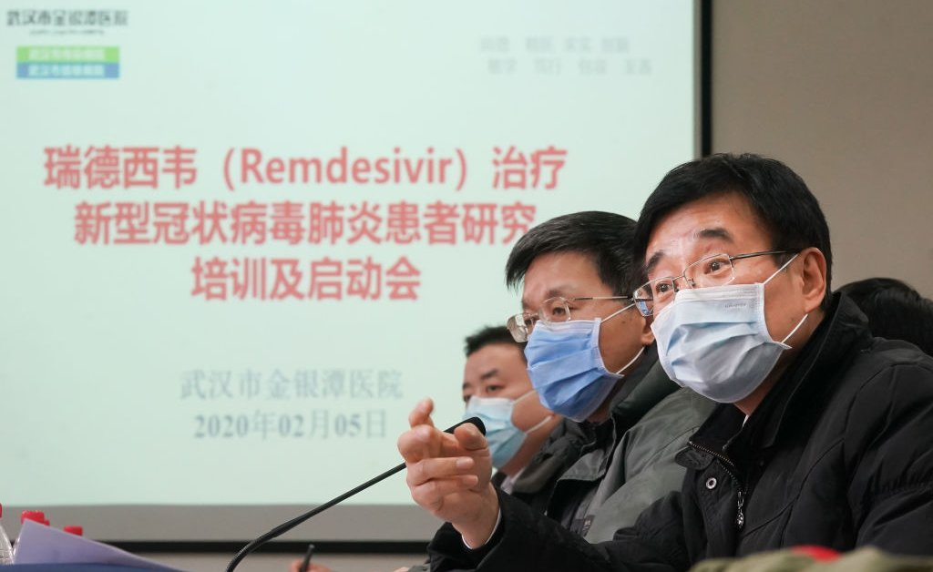 Chinese Drugmaker Mass-Producing Experimental COVID-19 ...