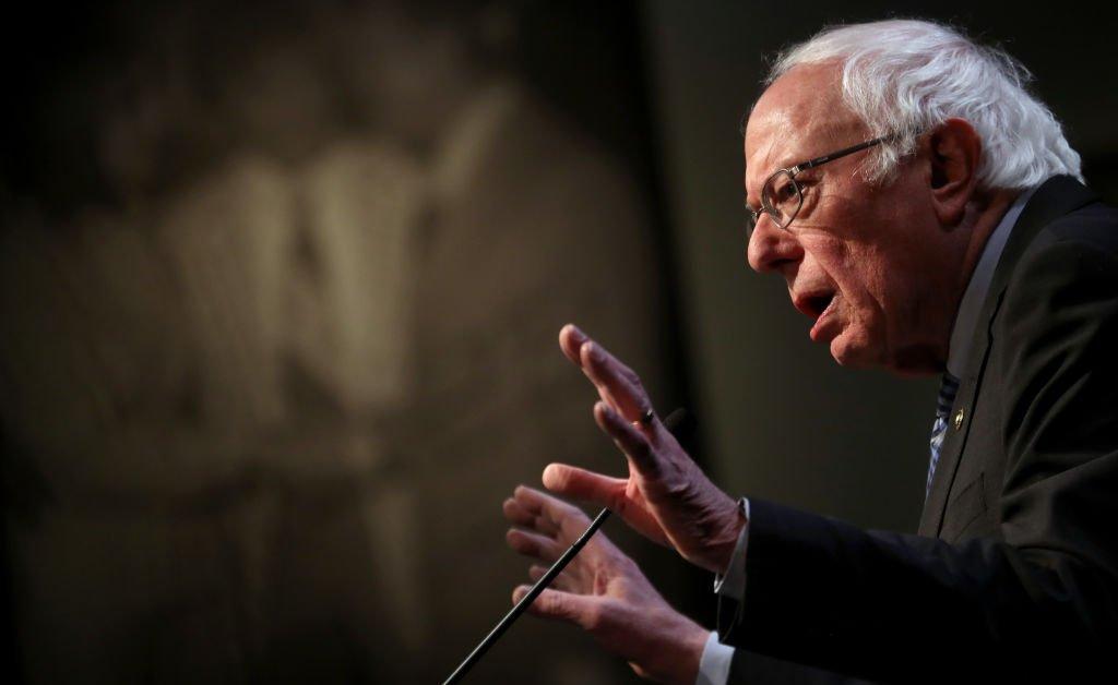 As Race Tightens, Bernie Sanders Attacks Pete Buttigieg's Billionaire Donor Connections thumbnail