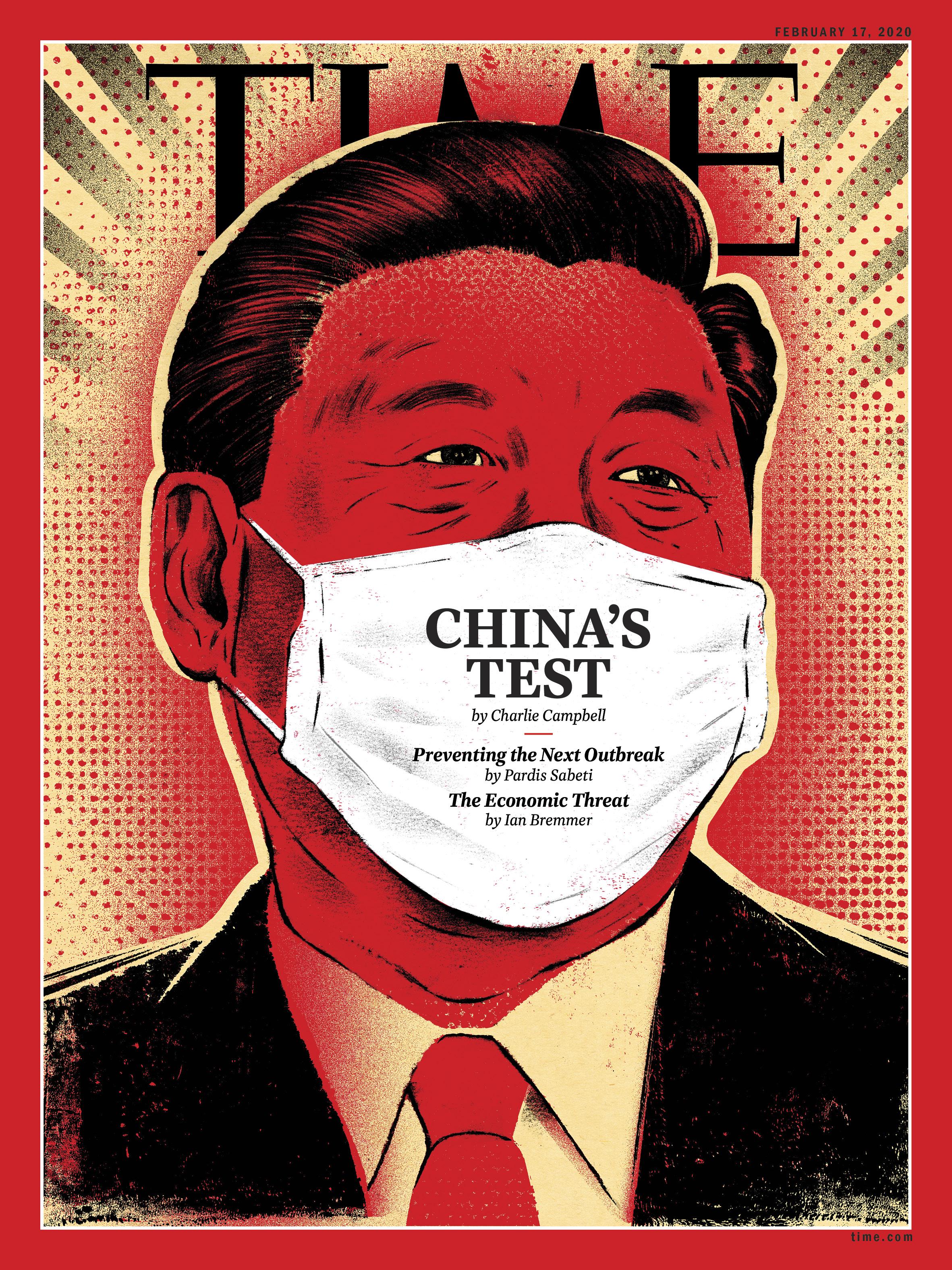 coronavirus could derail xi jinping's dreams for china Coronavirus Could Derail Xi Jinping's Dreams for China TIM200217v1 China