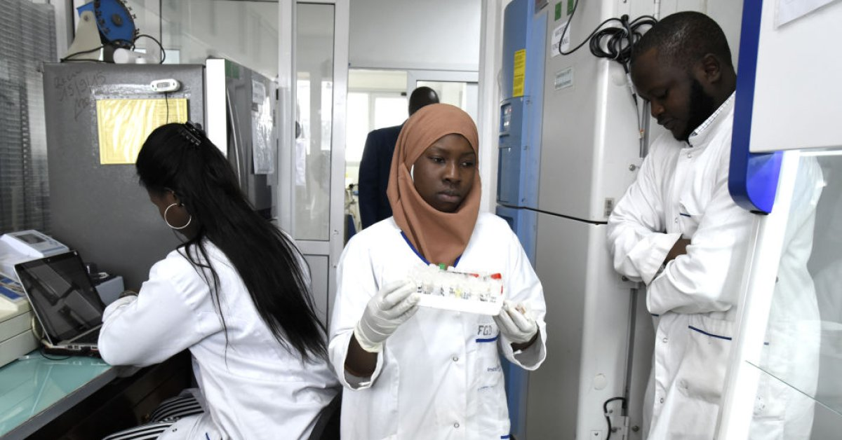 Inside the Efforts to Prepare African Countries for COVID-19
