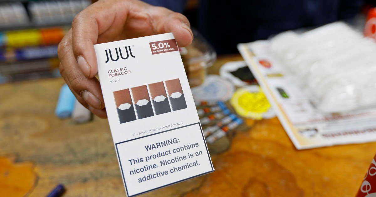 'They're in a World of Hurt.' 39 States to Investigate Juul's Marketing Tactics thumbnail