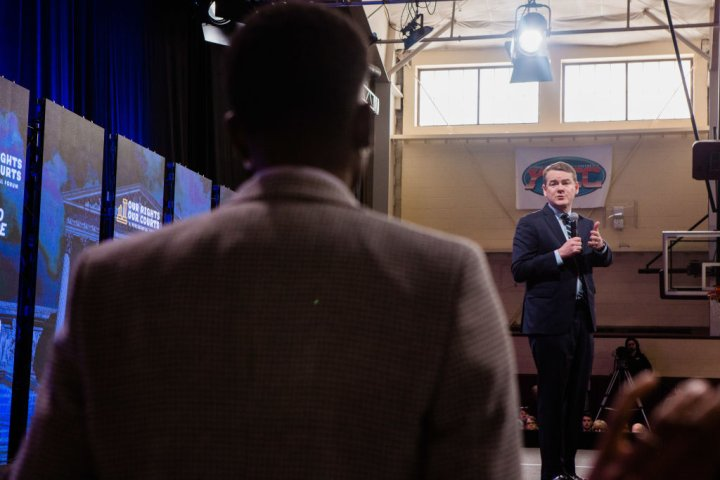 Democratic Candidates Attend 'Our Rights, Our Courts' Presidential Forum