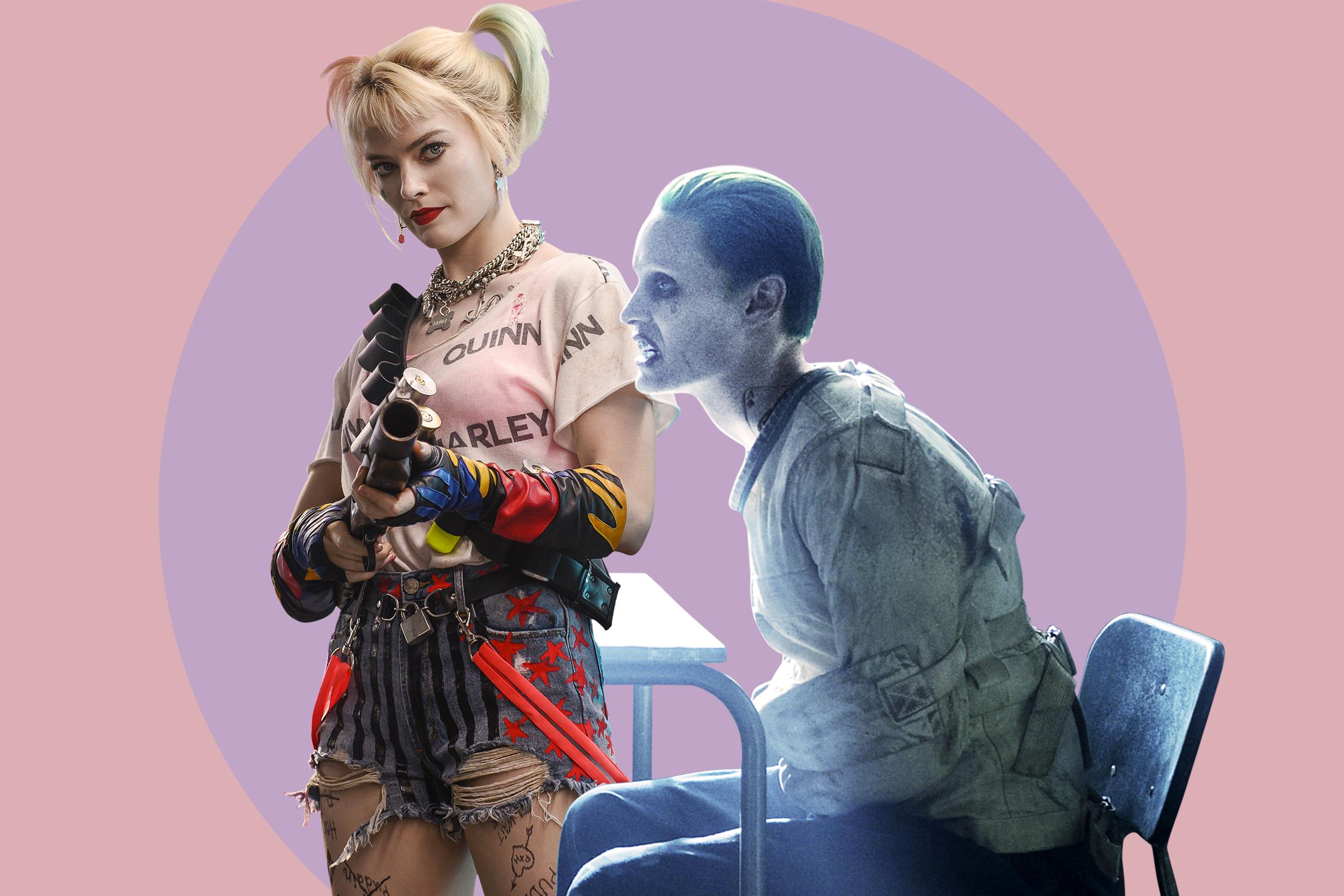 Harley Quinn x The Joker