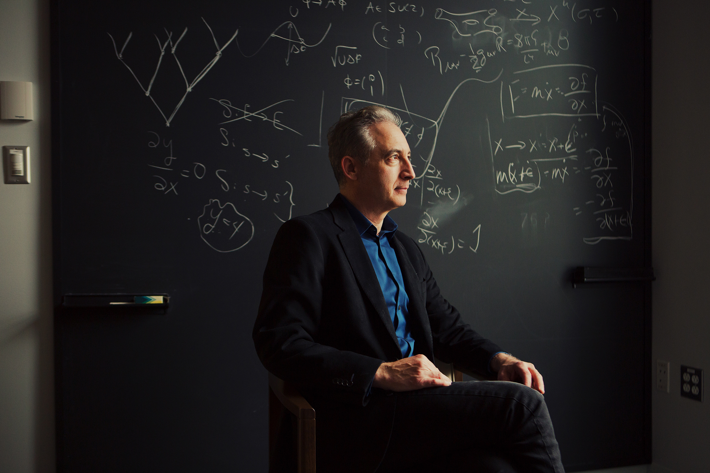It's fine to have your world shook. The pieces may fall back in the end... and they may not.  —Brian Greene, theoretical physicist