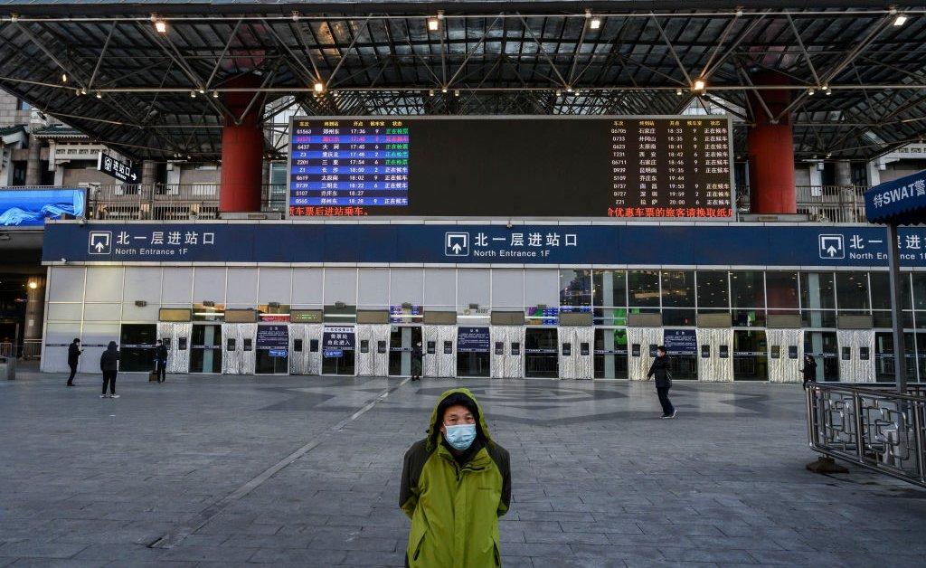 China's Economy at 40-50% Capacity Amid Coronavirus, Data Suggests
