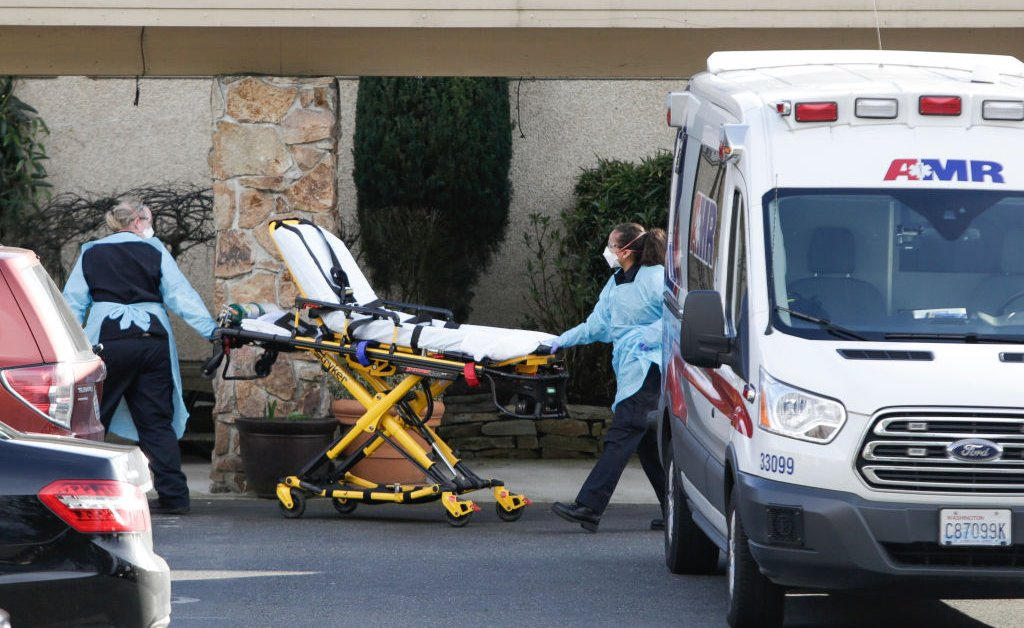 COVID-19 Cases in U.S: 2nd Death Reported in Washington | Time