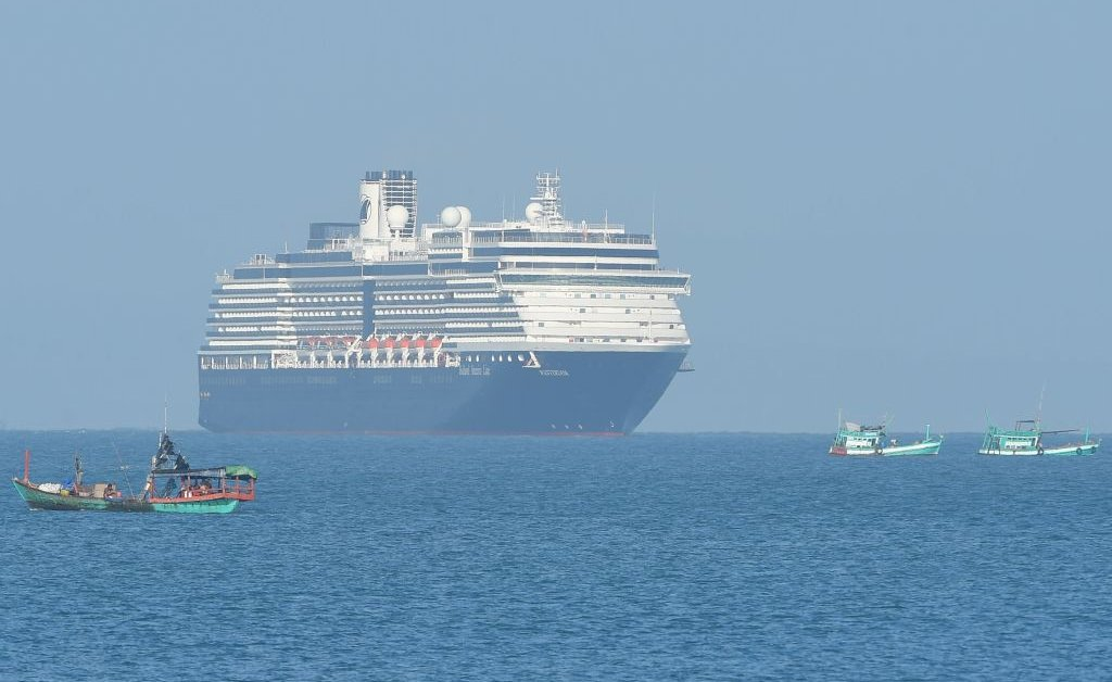 2,000 People Are Stranded on a U.S. Cruise Ship After 5 Countries Reject Entry Over Coronavirus Fears