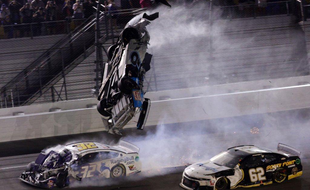 NASCAR's Ryan Newman in Serious Condition After Daytona 500 Crash