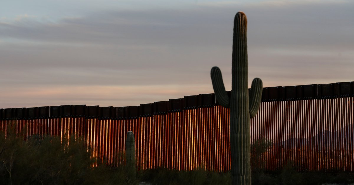 Department of Homeland Security Waives Contracting Laws to Speed Border Wall Construction