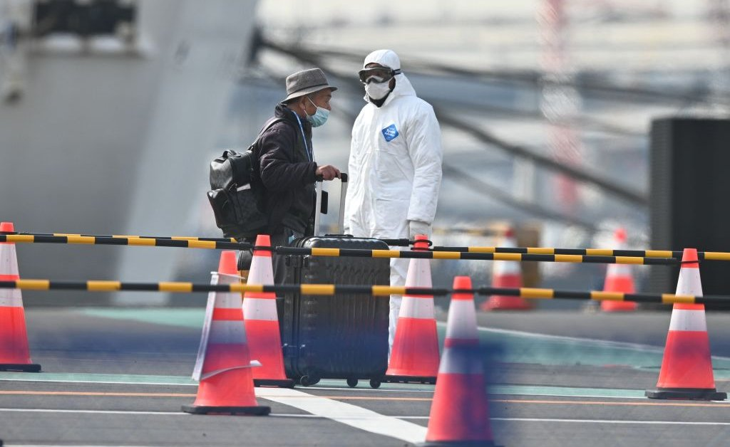 2 Passengers on Coronavirus-Stricken Cruise Have Died