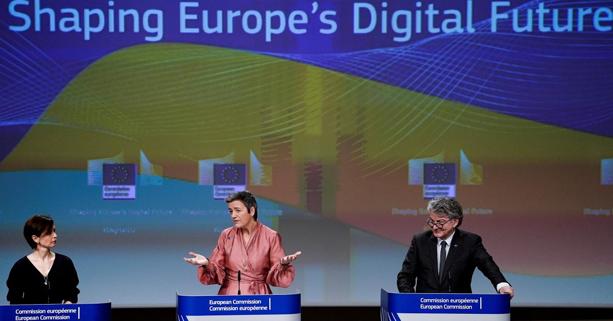 What Happens Next with Europe's New Regulation of Big Tech