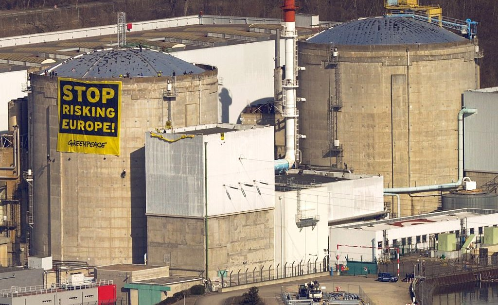 France to Shut Down Its Oldest Nuclear Complex by End of June