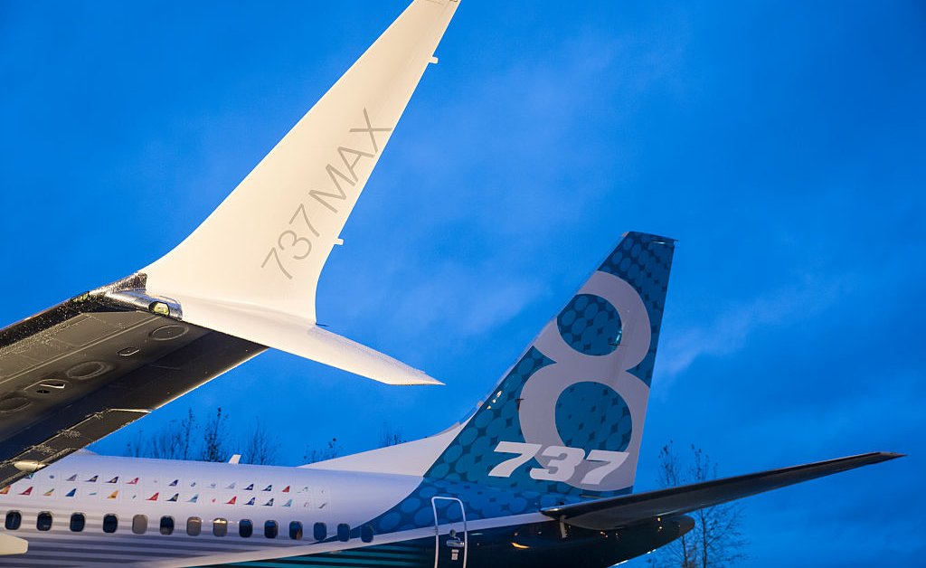 Debris Found in Fuel Tanks of 70% of Inspected Boeing 737 Max Jets