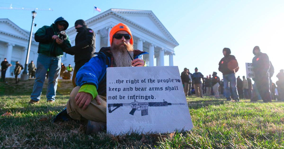 Virginia Lawmakers Reject Assault Weapons Ban Pushed by Democrats, Gov. Northam