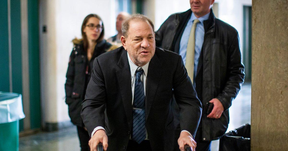 Prosecution Rests Its Case in Harvey Weinstein's Rape Trial
