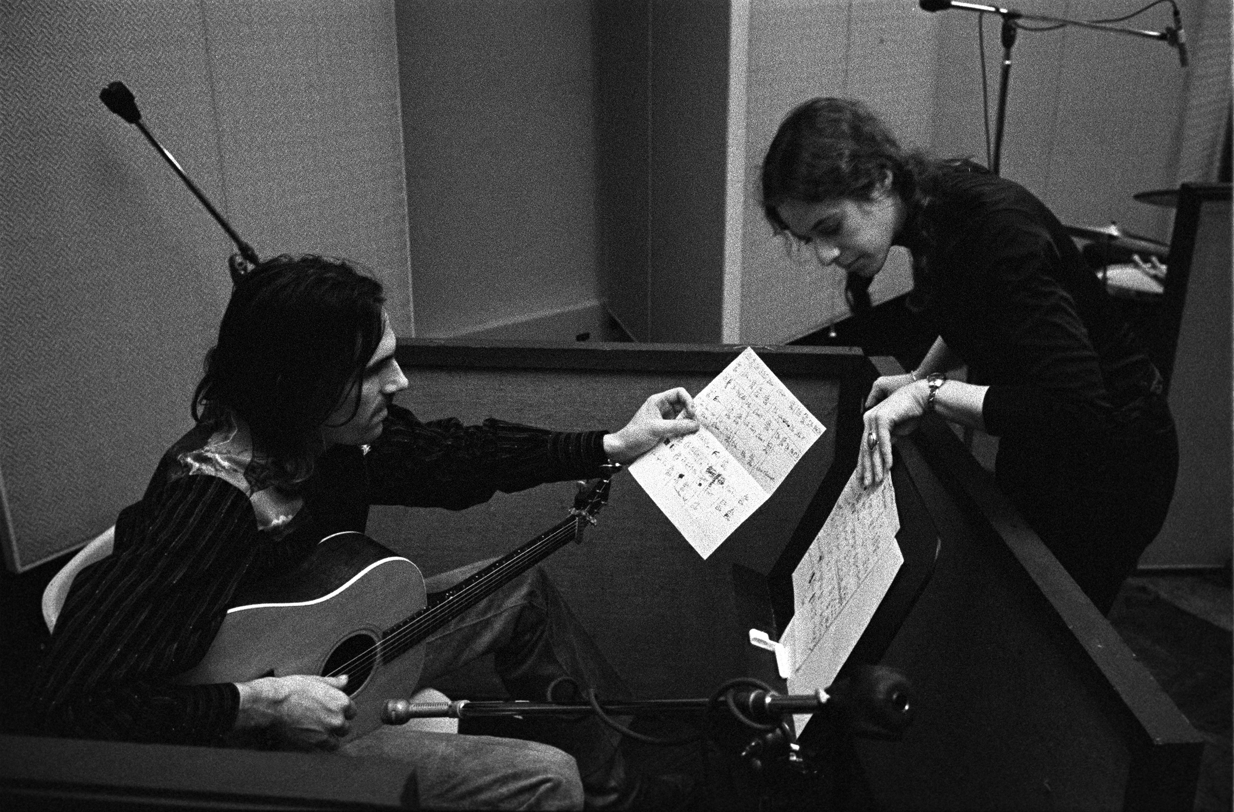 """1971: Tops charts with Carole King's """"You've Got a Friend"""""""
