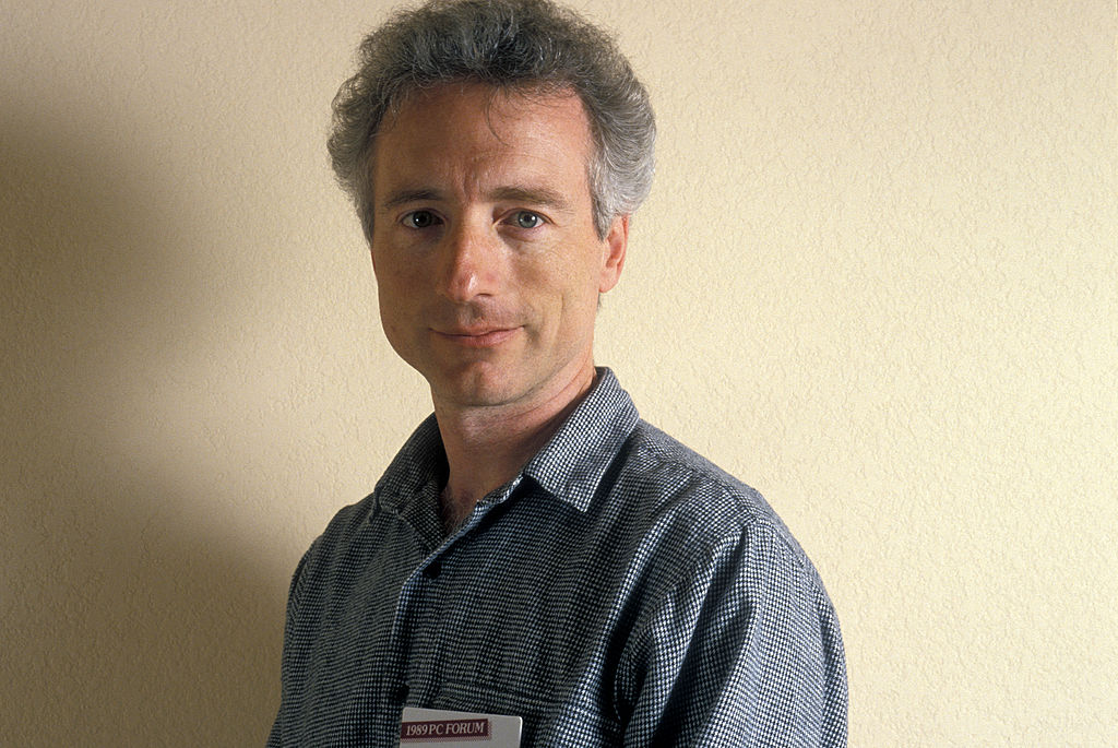 IMG LARRY TESLER, American Computer Scientist