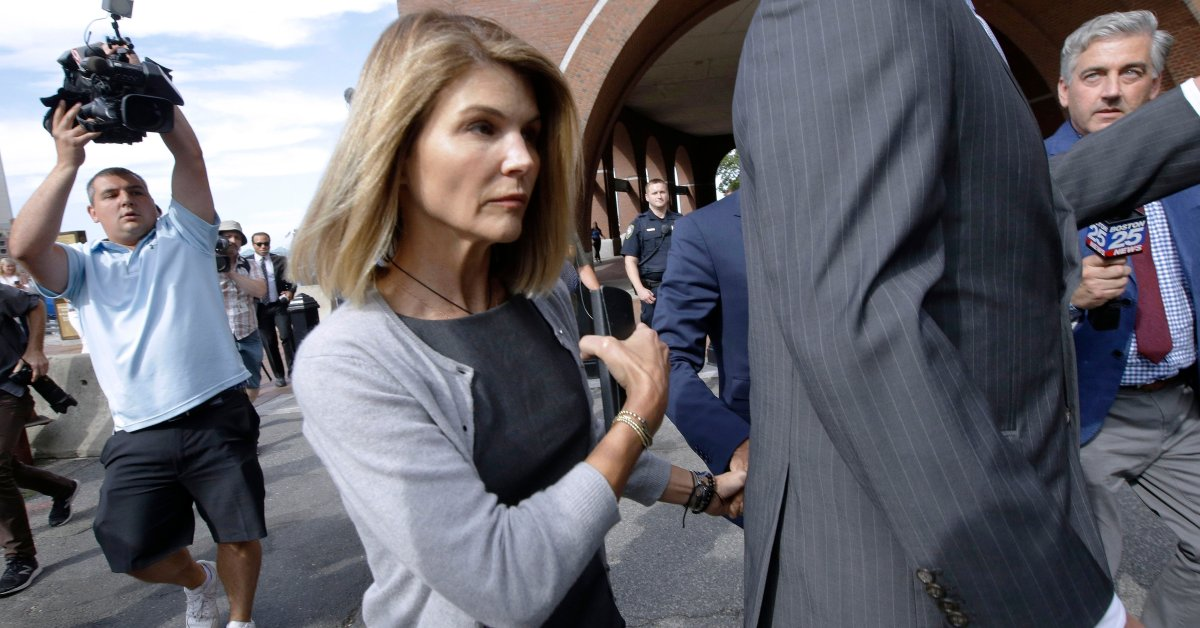 Lori Loughlin Exonerated by New Evidence, Her Lawyers Say