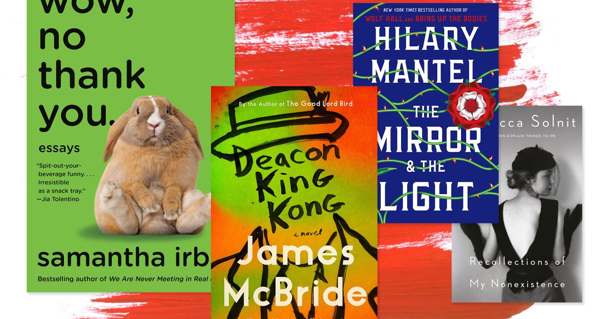 Here Are the 12 New Books You Should Read in March