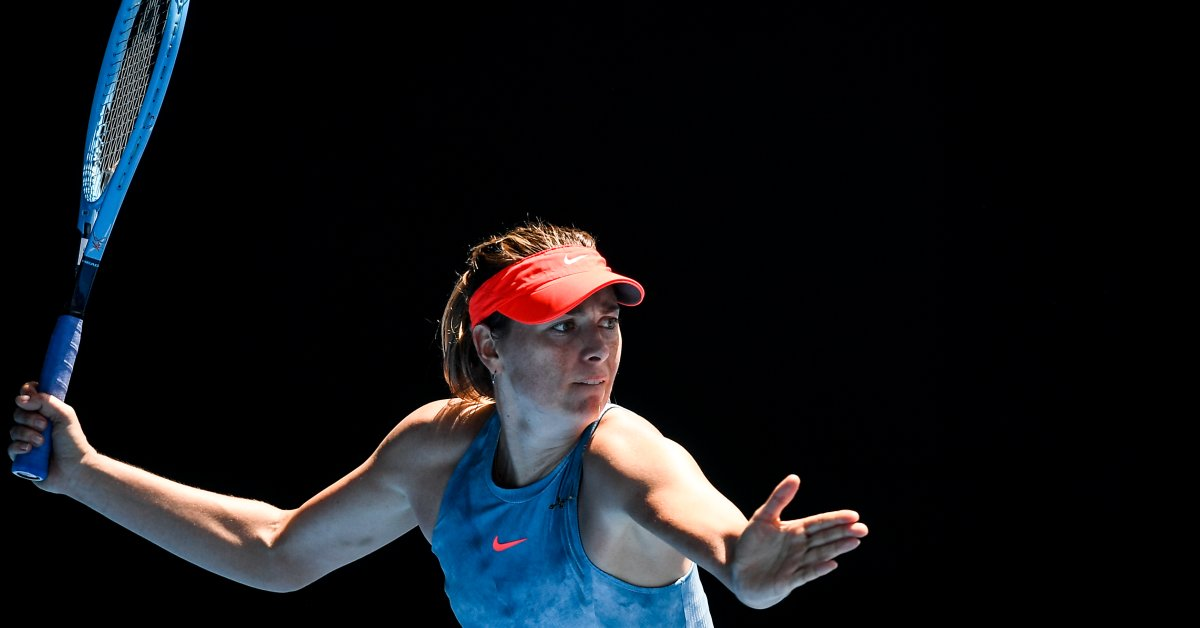Maria sharapova retires tennis
