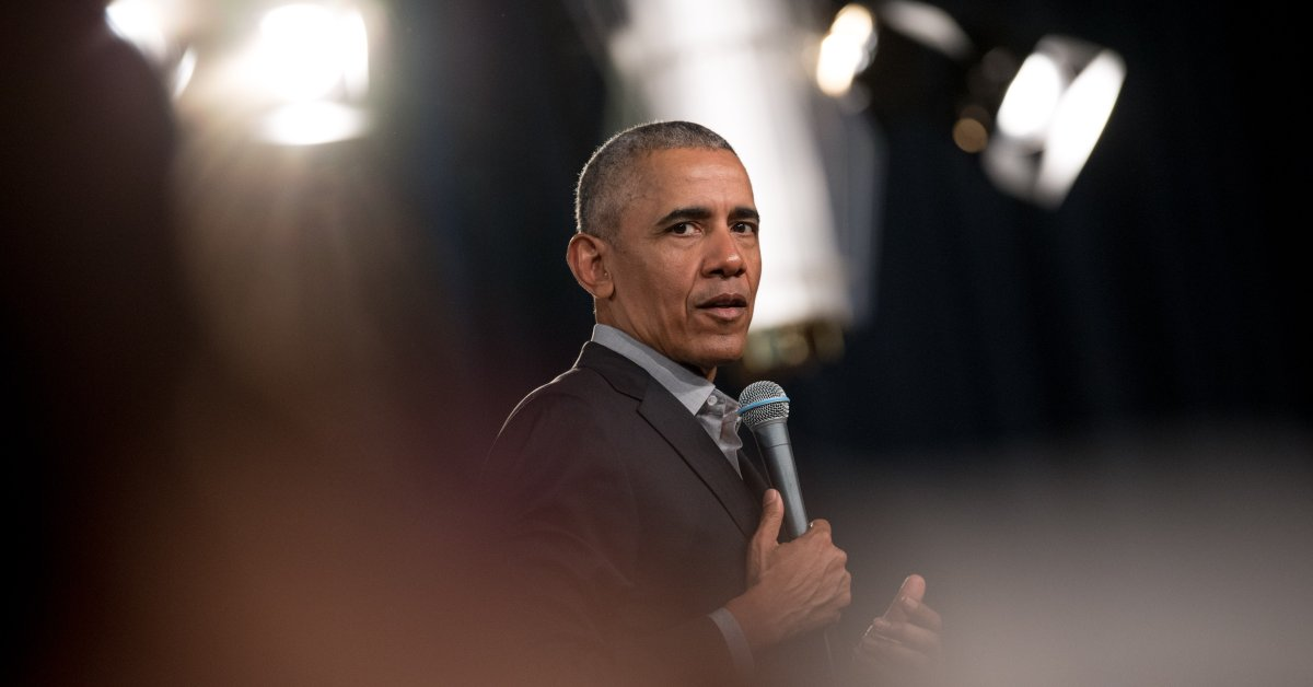 Barack Obama Sends Cease-and-Desist Over South Carolina Republican Ad Attacking Joe Biden