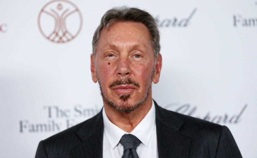 Over 1,000 Alleged Oracle Employees Have Signed a Petition Demanding Founder Larry Ellison Cancel a Trump Fundraiser