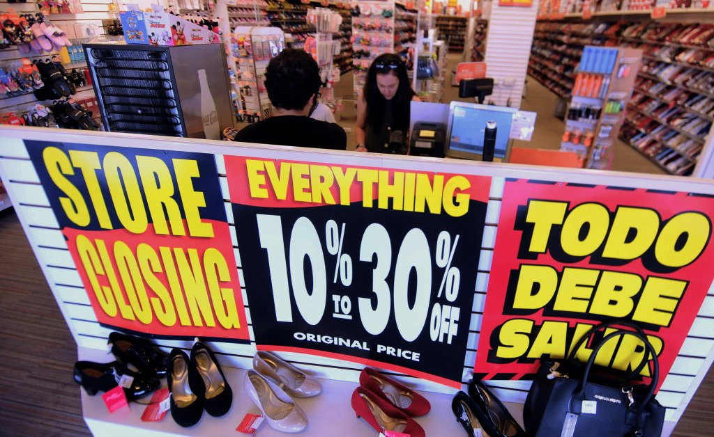 Retail Workers Are Trying to Escape the 'Merry-Go-Round'