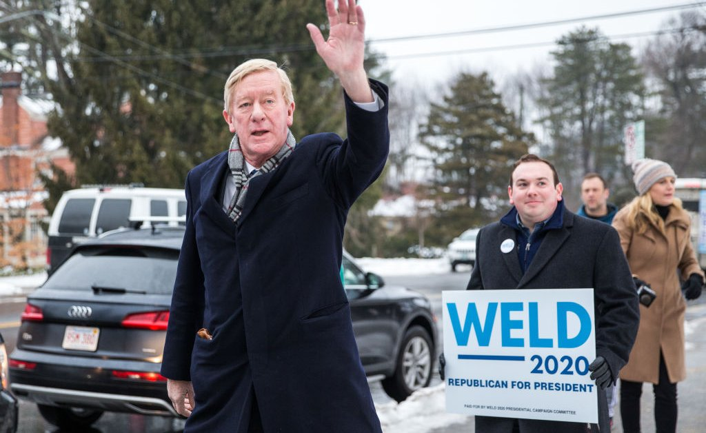 Vermont's Republican Governor Endorses Trump's Primary Challenger