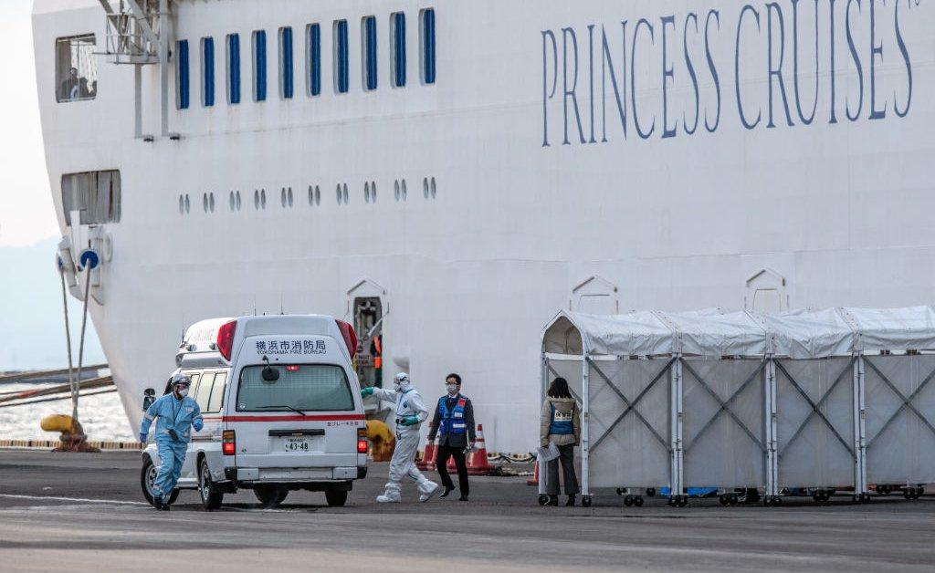 Inside Life Below Decks on the Coronavirus-Stricken Cruise Ship
