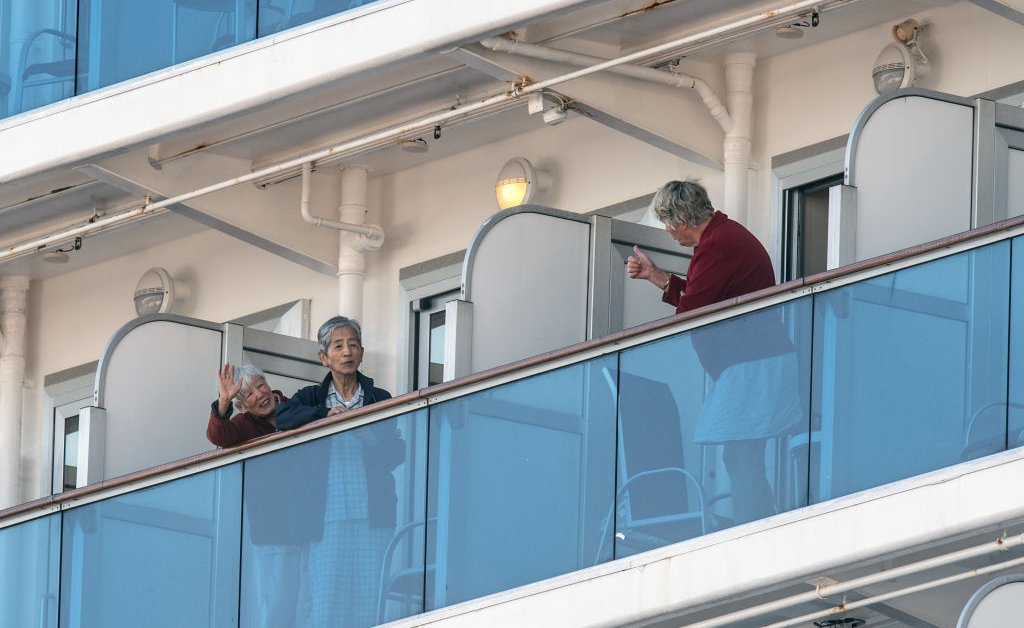 Cruise Ship With COVID-19 Outbreak Is the Most Infected Place in the World