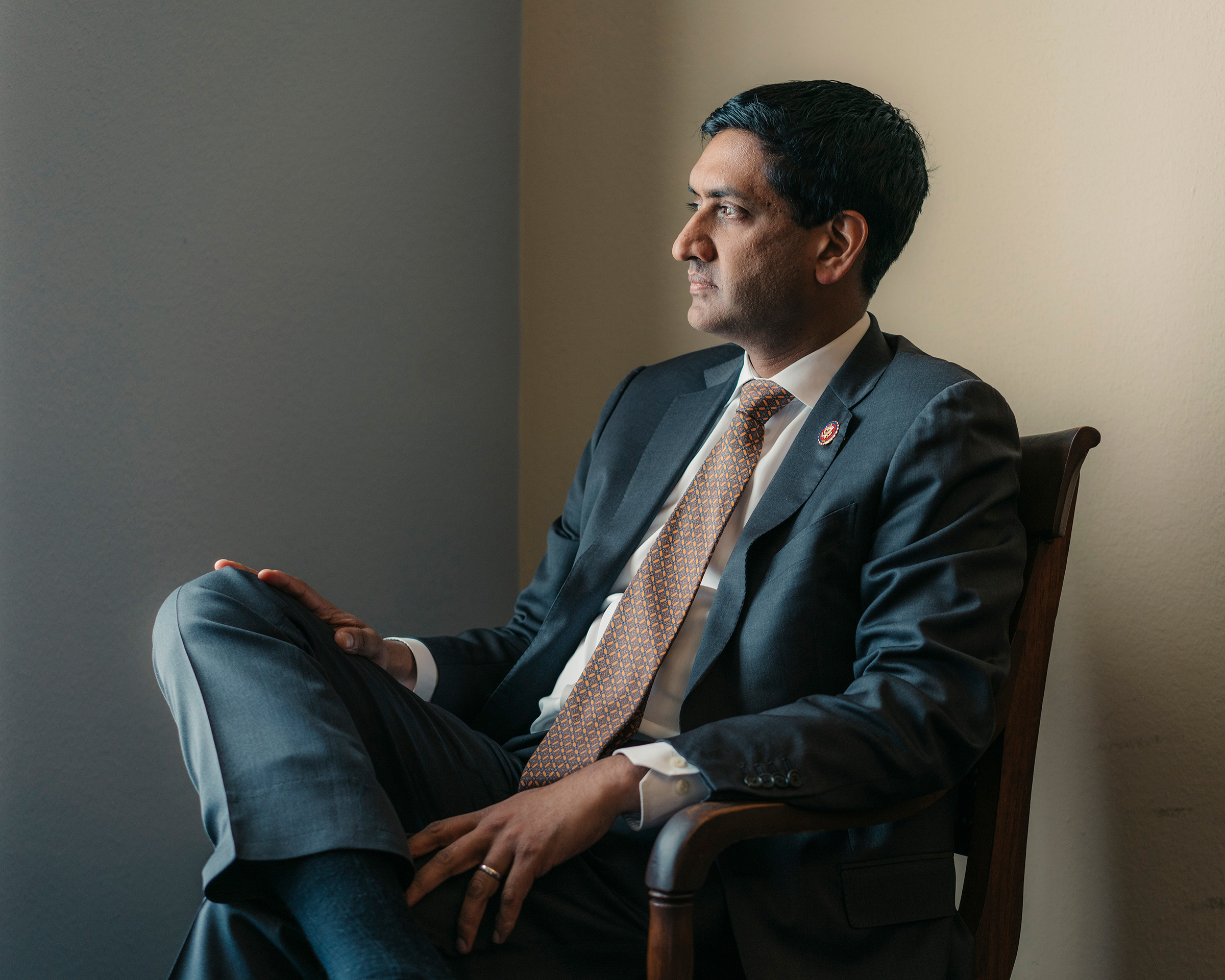 Rep. Ro Khanna (D-Calif.) in Washington, D.C., in December 2019.