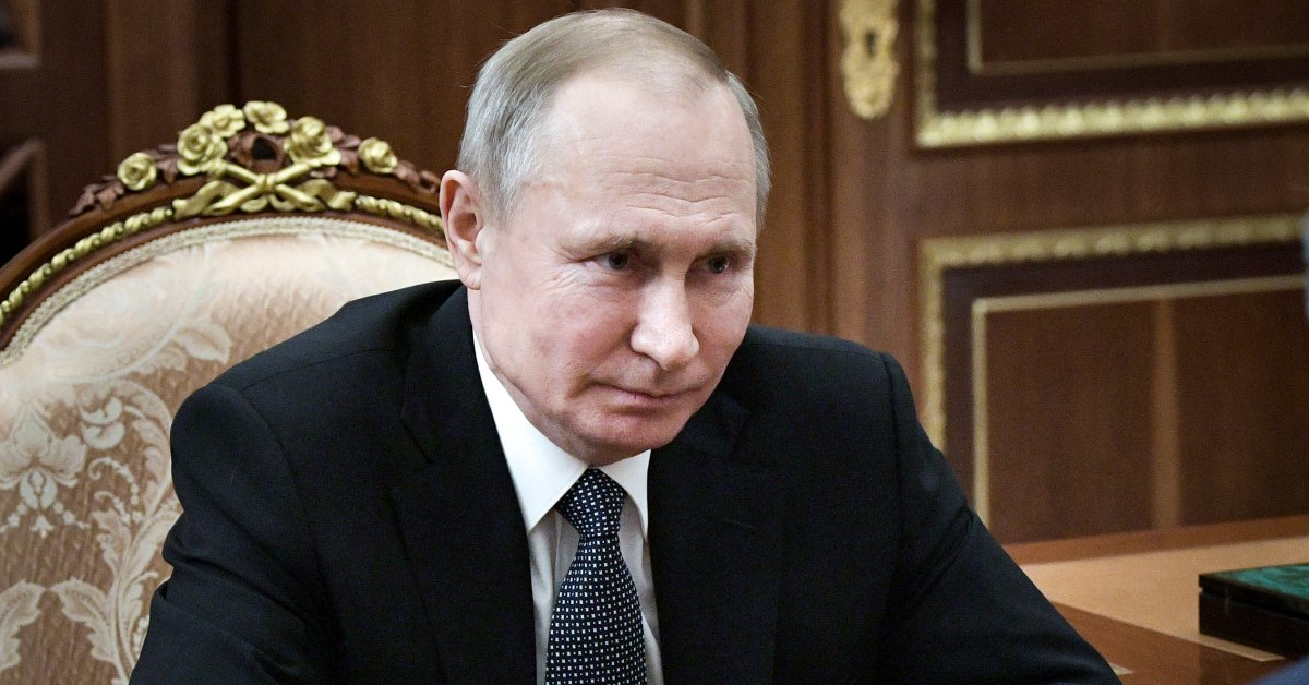 Putin Says Cabinet Dismissal 'Nothing Unusual or Unexpected'