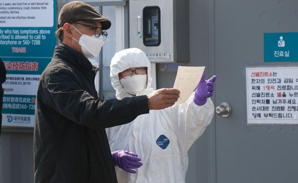 South Korean 'Cult' Linked to Coronavirus Outbreak