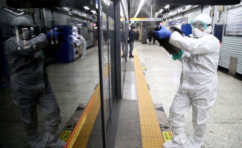 South Korea Begins Locking Down City With Coronavirus Outbreak
