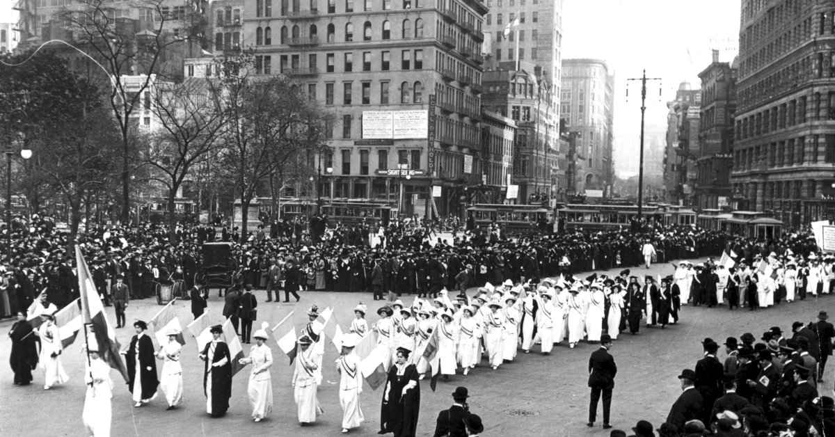 American Women Won the Right to Vote After the Suffrage Movement Became More Diverse. That's No Coincidence