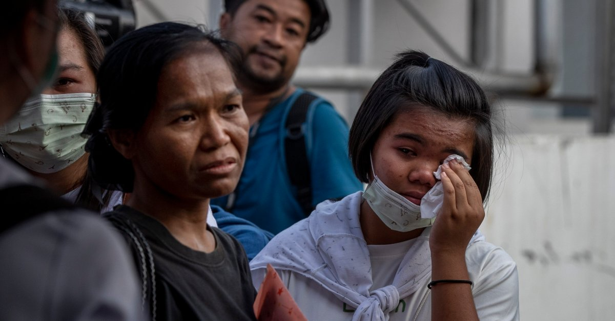 Families of Thai Shooting Victims Wait for Answers and Bodies