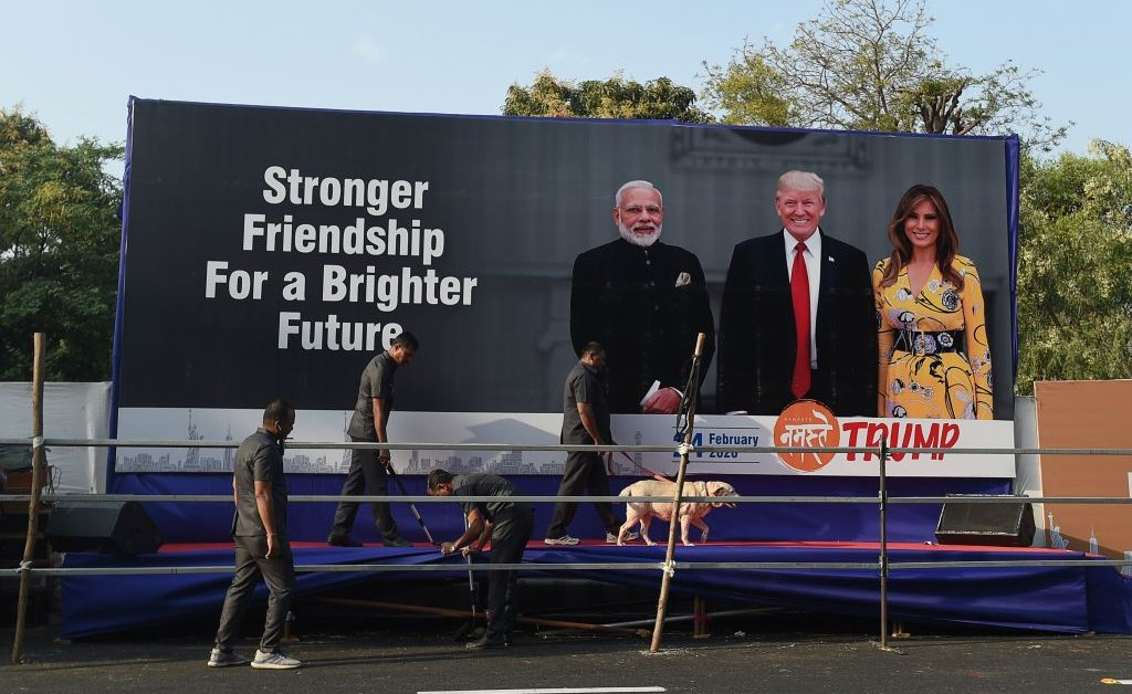 """We are Kinder Than Them."" Trump and Modi Don't Reflect the True Spirit of Gujarat."