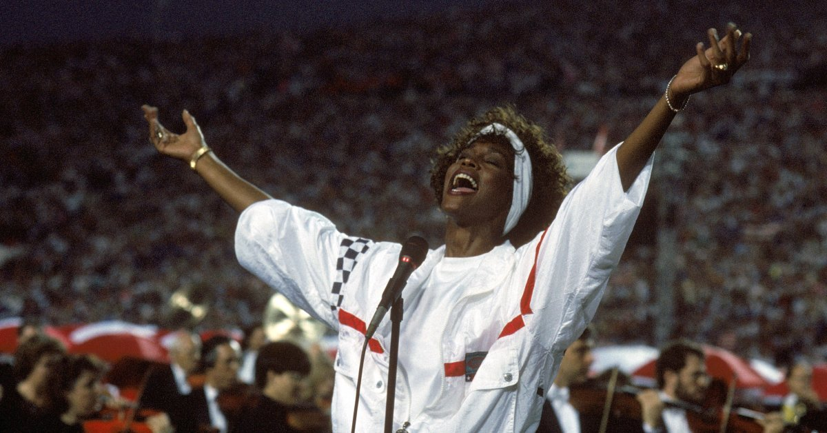 What Whitney Houston's National Anthem Taught Me About America