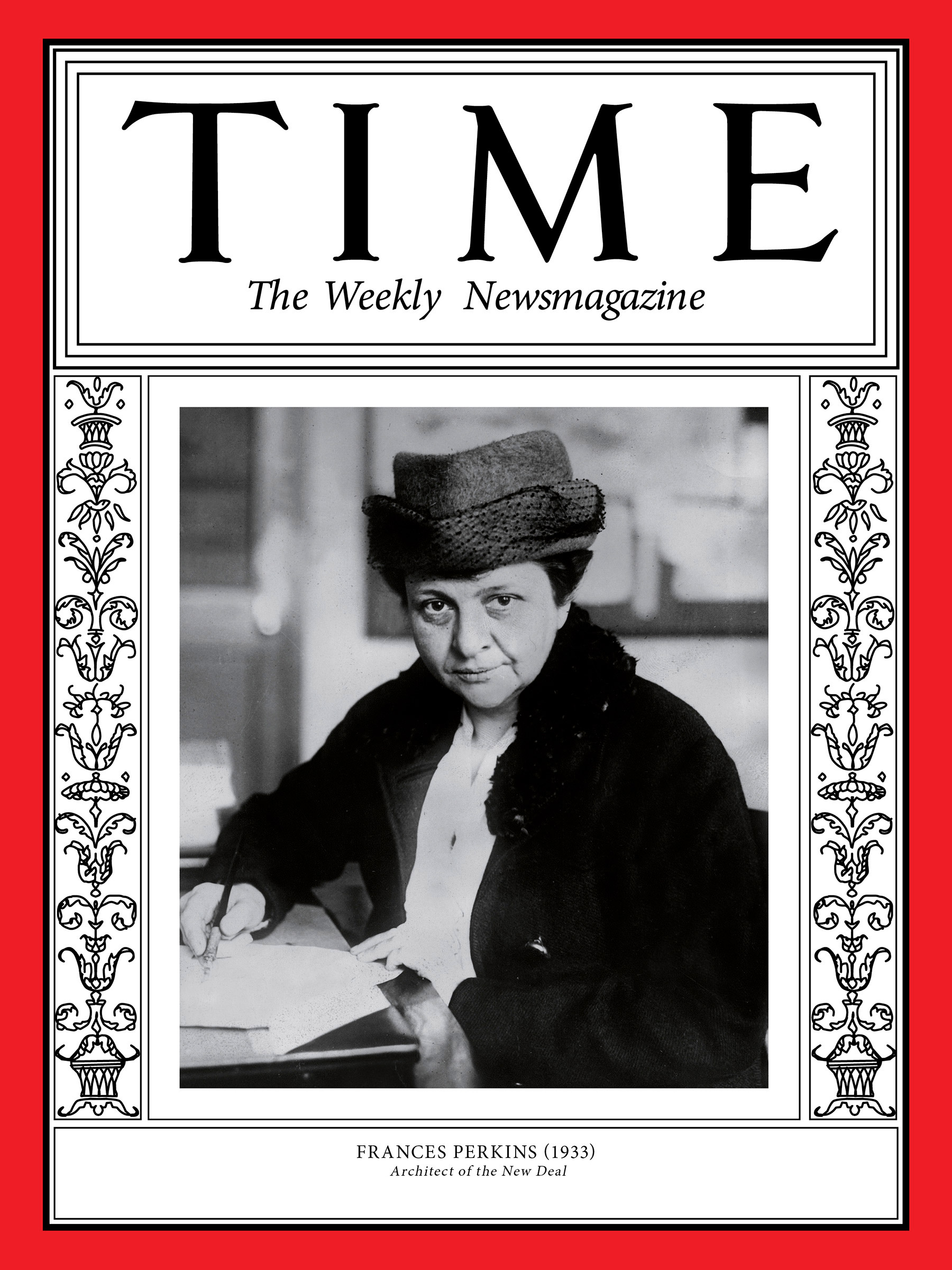 Frances Perkins: 100 Women of the Year | Time