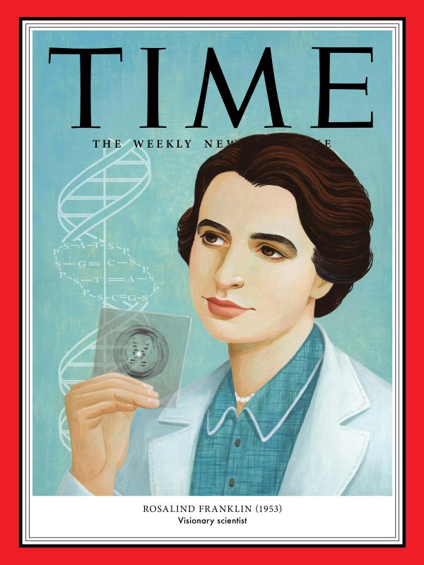 Rosalind Franklin: 100 Women of the Year | Time