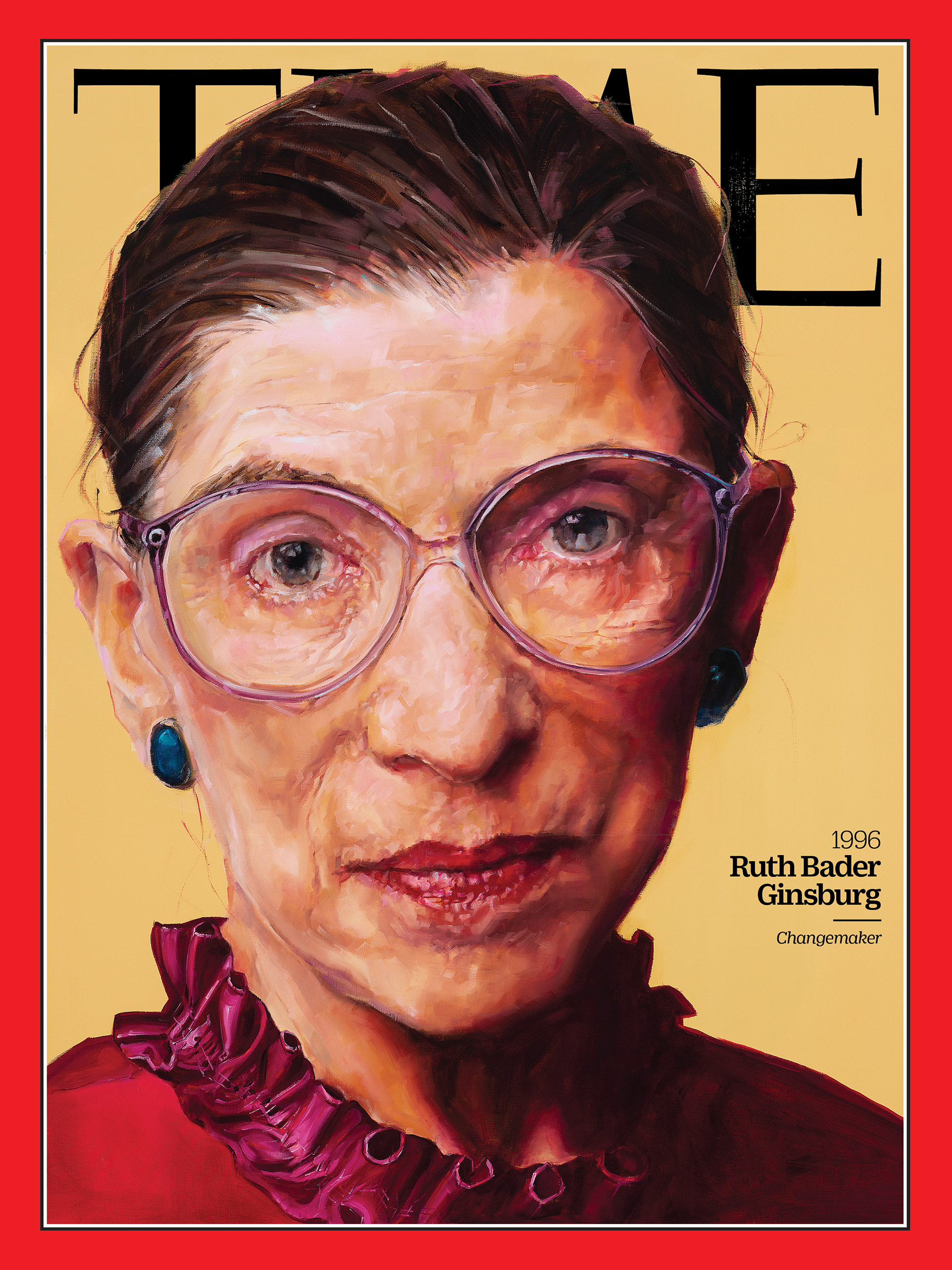 Ruth Bader Ginsburg 100 Women Of The Year Time
